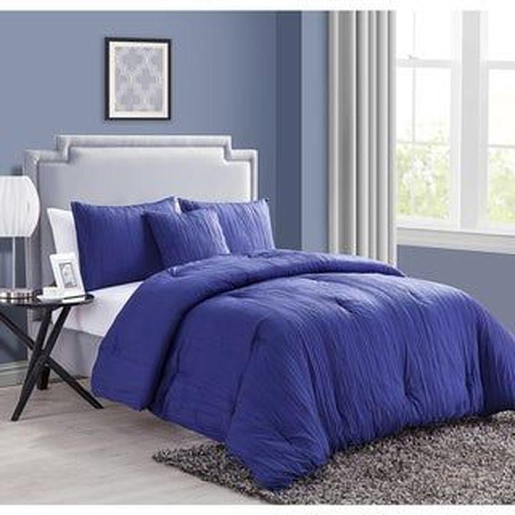 Inspiring Navy Blue Bedroom Decor Ideas You Should Copy 10