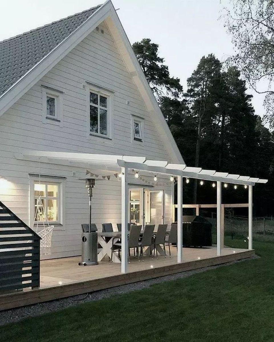 Inspiring Pergola Patio Design Ideas For Your Backyard Decor 01