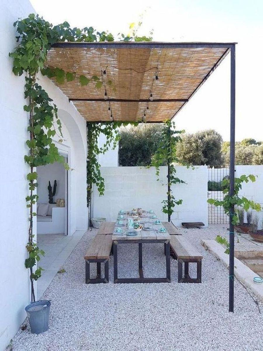 Inspiring Pergola Patio Design Ideas For Your Backyard Decor 14