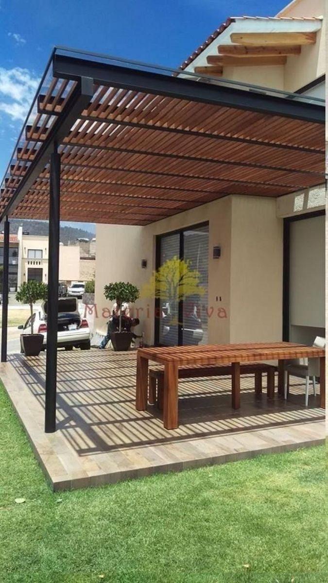 Inspiring Pergola Patio Design Ideas For Your Backyard Decor 30