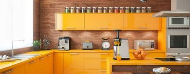 Nice Yellow Kitchen Decor Ideas For This Summer 27