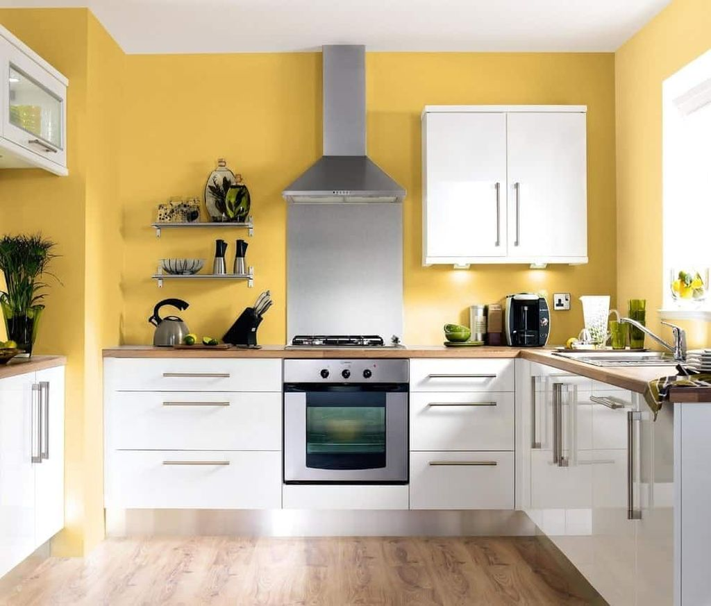 Nice Yellow Kitchen Decor Ideas For This Summer 31