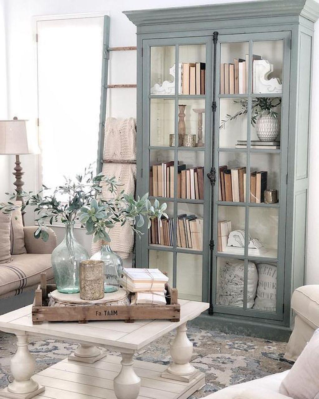 Popular Spring Living Room Decor Ideas 06