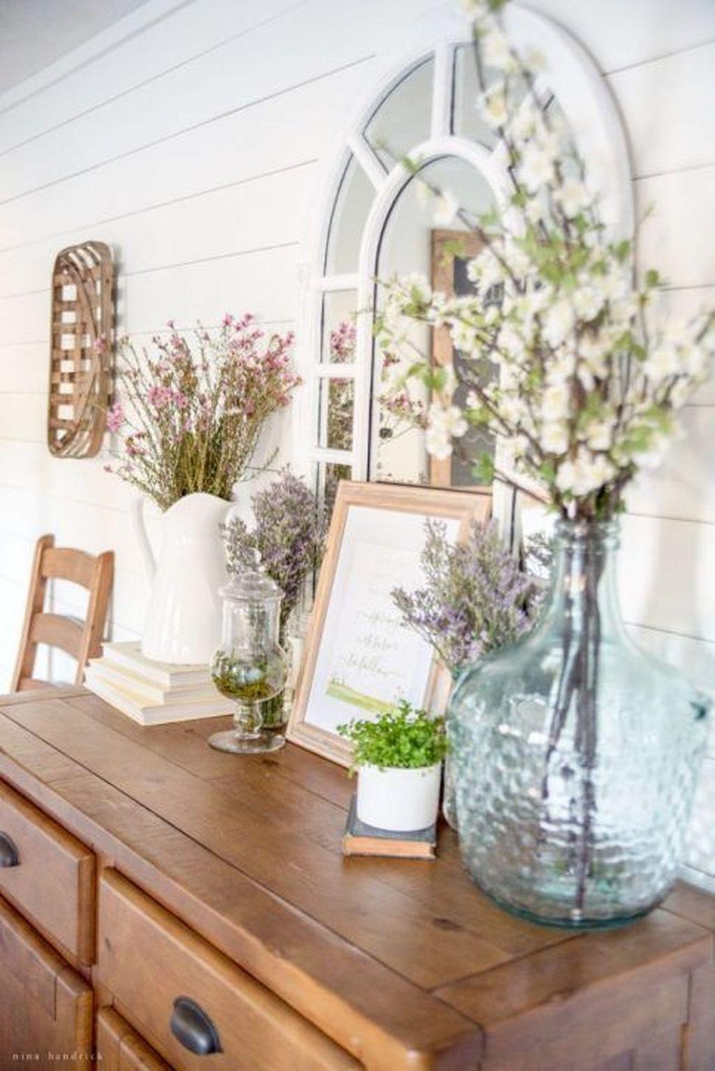 Popular Spring Living Room Decor Ideas 28
