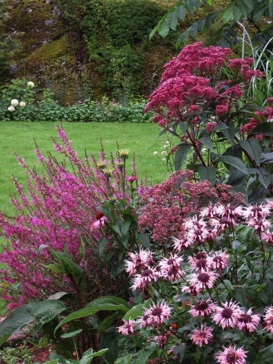Stunning Backyard Flower Garden Ideas You Should Copy Now 23