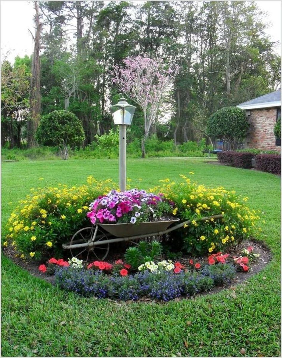 Stunning Backyard Flower Garden Ideas You Should Copy Now 30