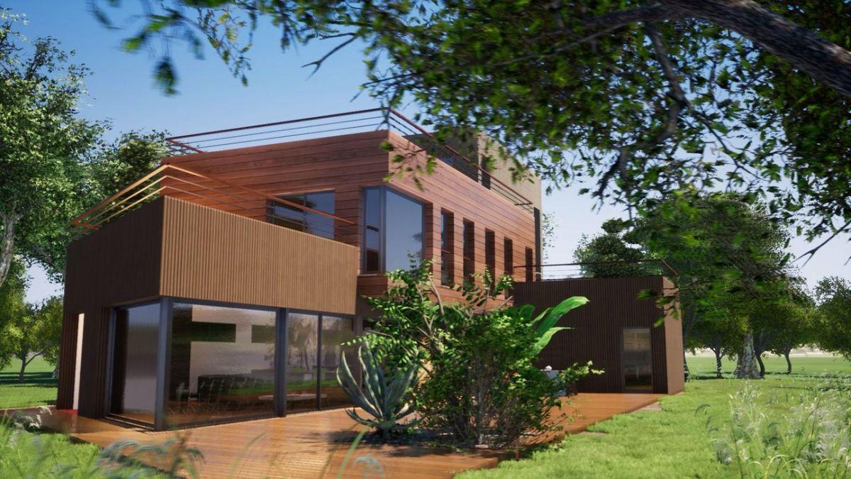 Stunning Summer House Colors Exterior Ideas 24