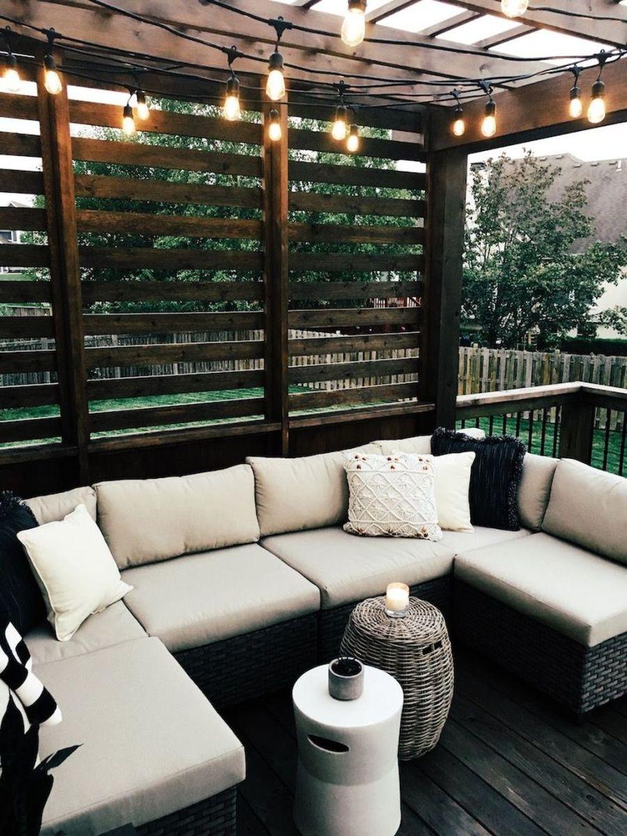 Wonderful Backyard Patio Designs Ideas Perfect For Summertime 08