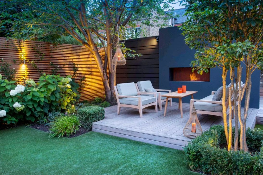 Wonderful Backyard Patio Designs Ideas Perfect For Summertime 25