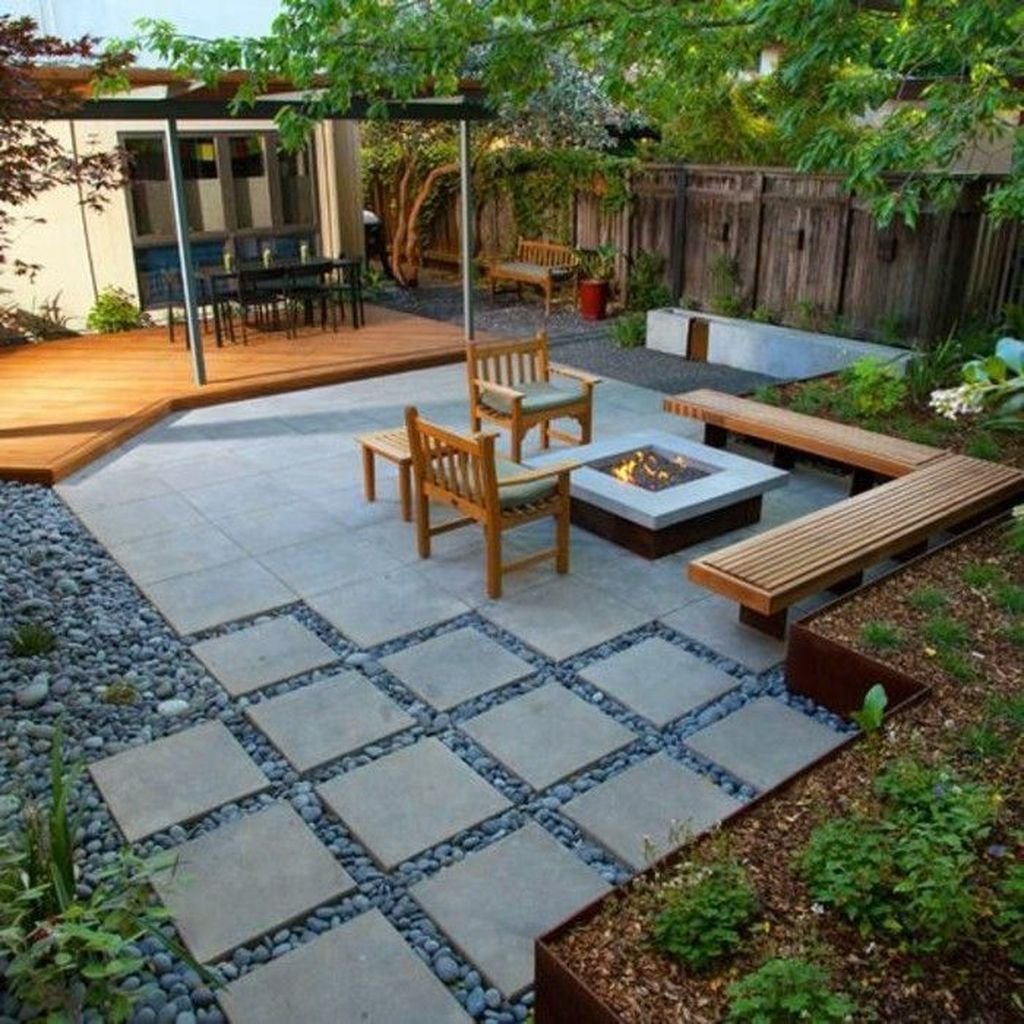 Wonderful Modern Garden Design Ideas 02 1