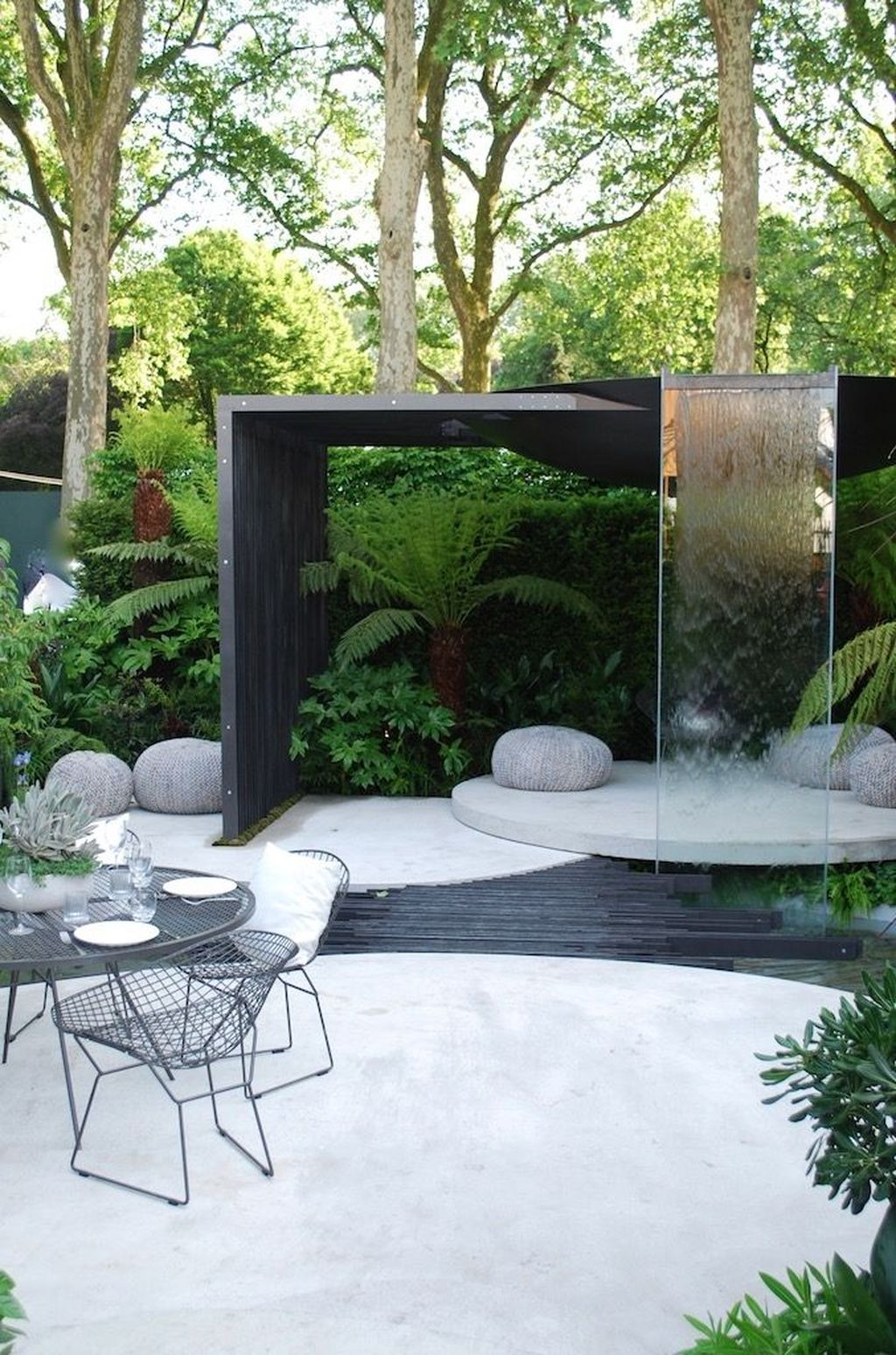 Wonderful Modern Garden Design Ideas 07 1