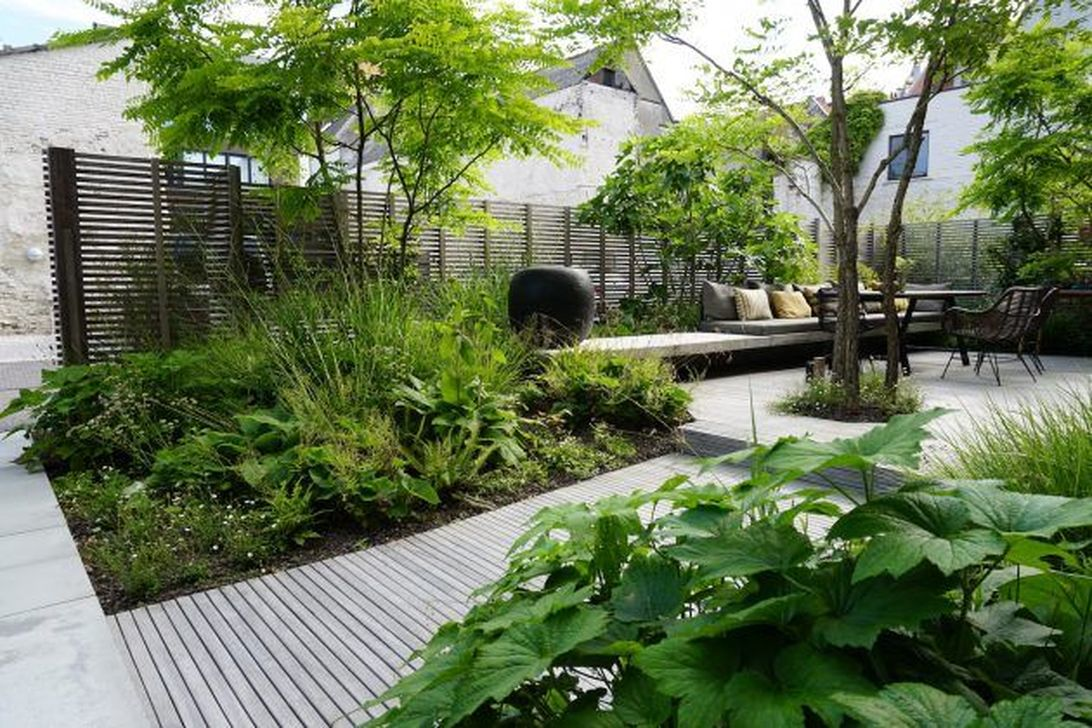Wonderful Modern Garden Design Ideas 09 1