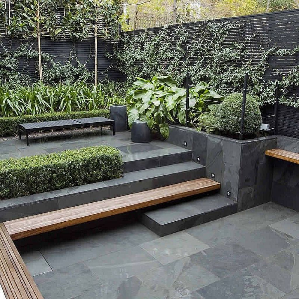 Wonderful Modern Garden Design Ideas 19 1