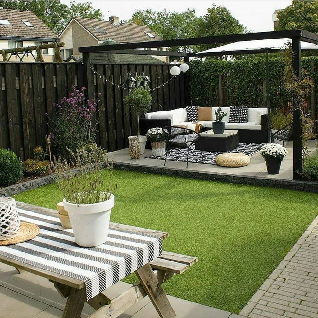 Wonderful Modern Garden Design Ideas 27 1