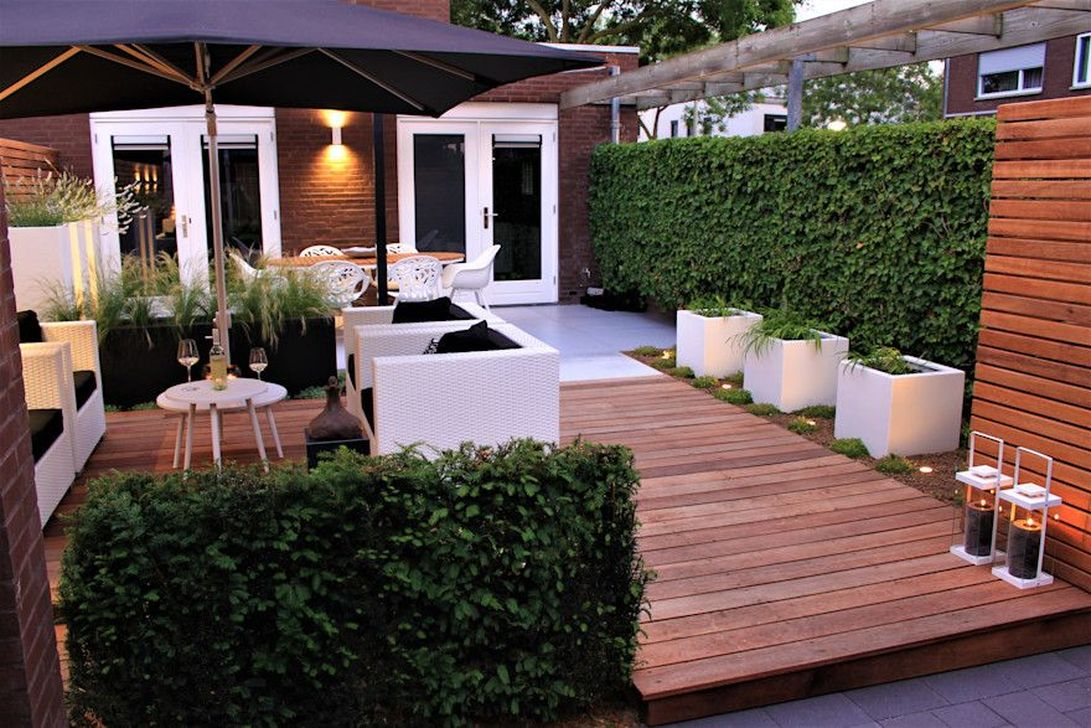 Wonderful Modern Garden Design Ideas 36 1