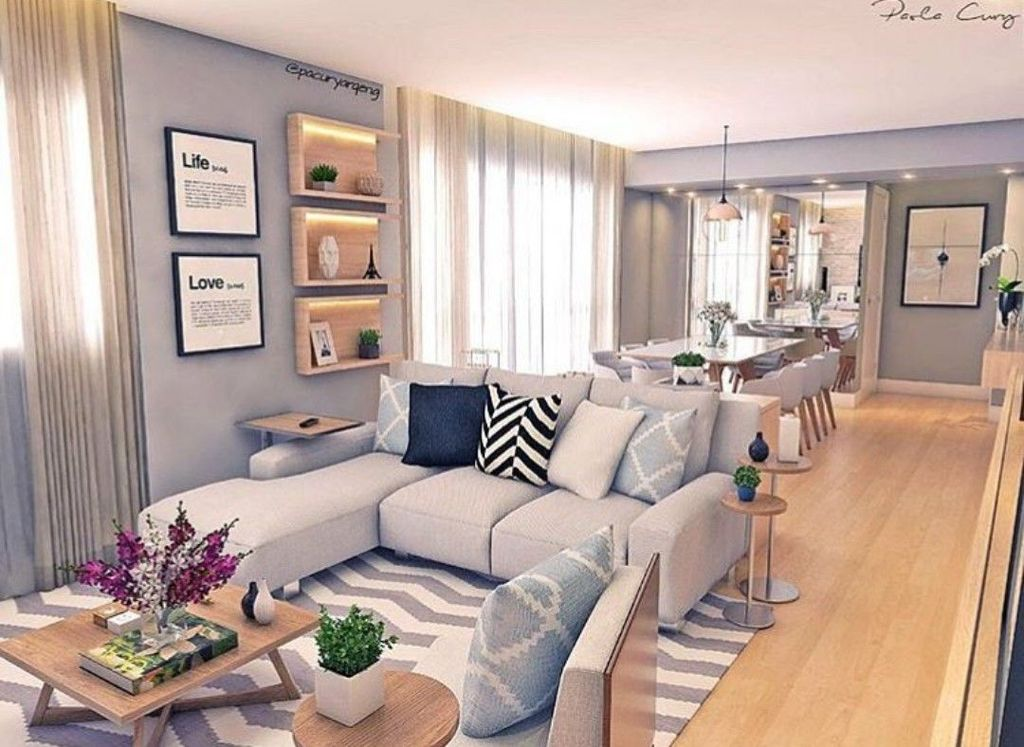 Wonderful Summer Apartment Decor Ideas 01