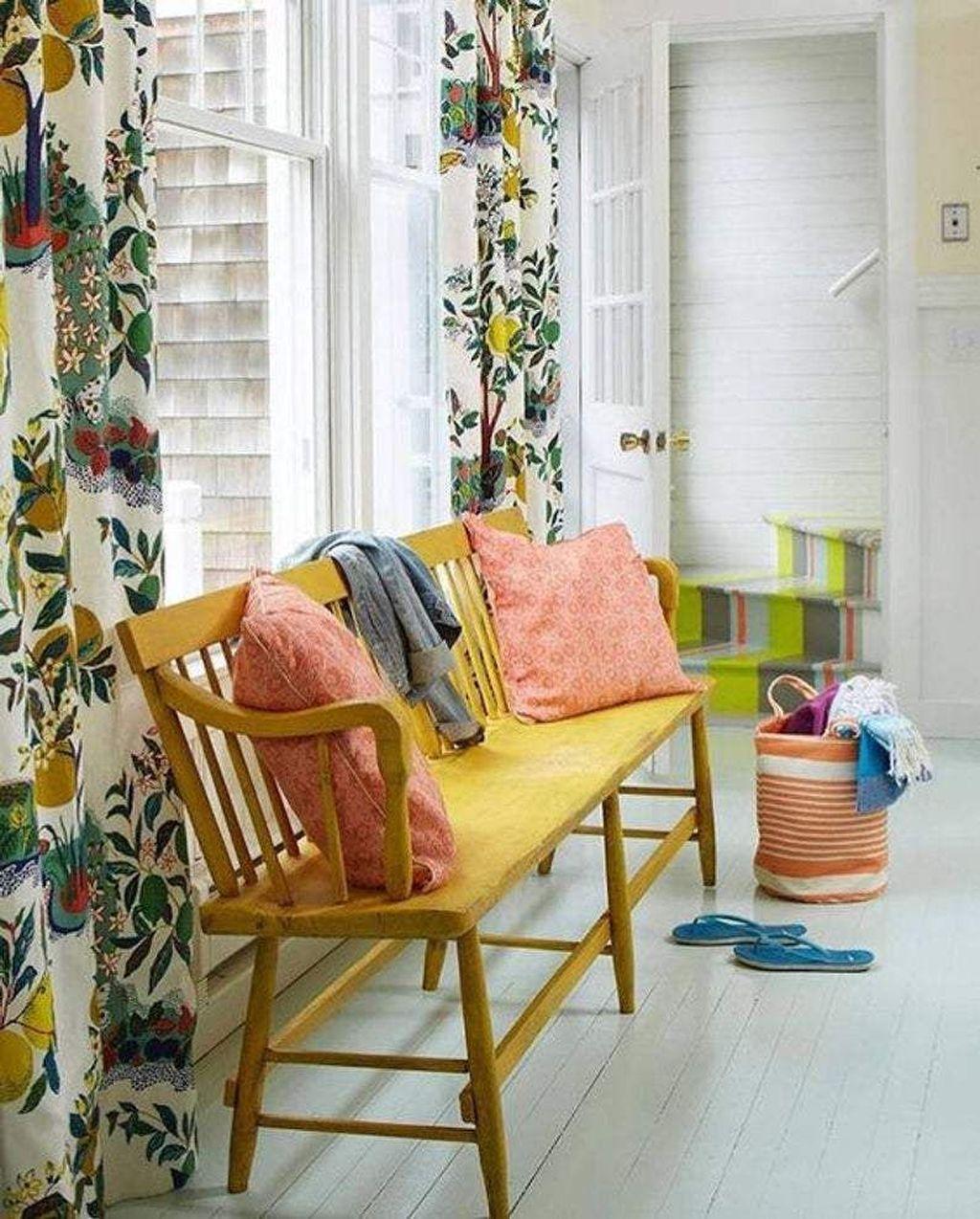 Wonderful Summer Apartment Decor Ideas 34