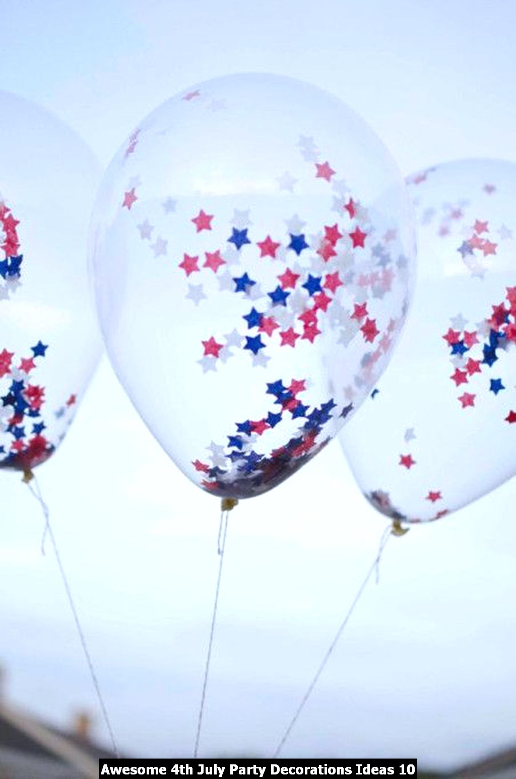 Awesome 4th July Party Decorations Ideas 10