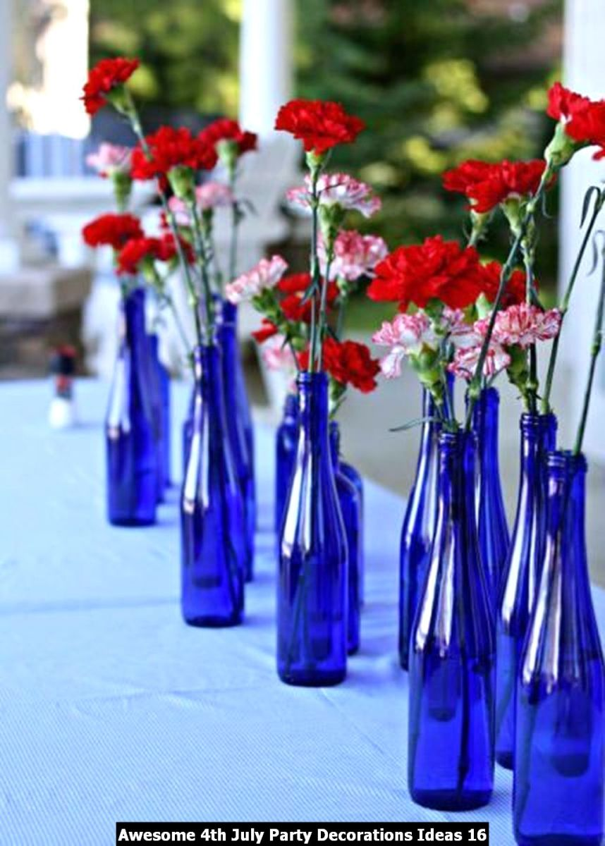 Awesome 4th July Party Decorations Ideas 16