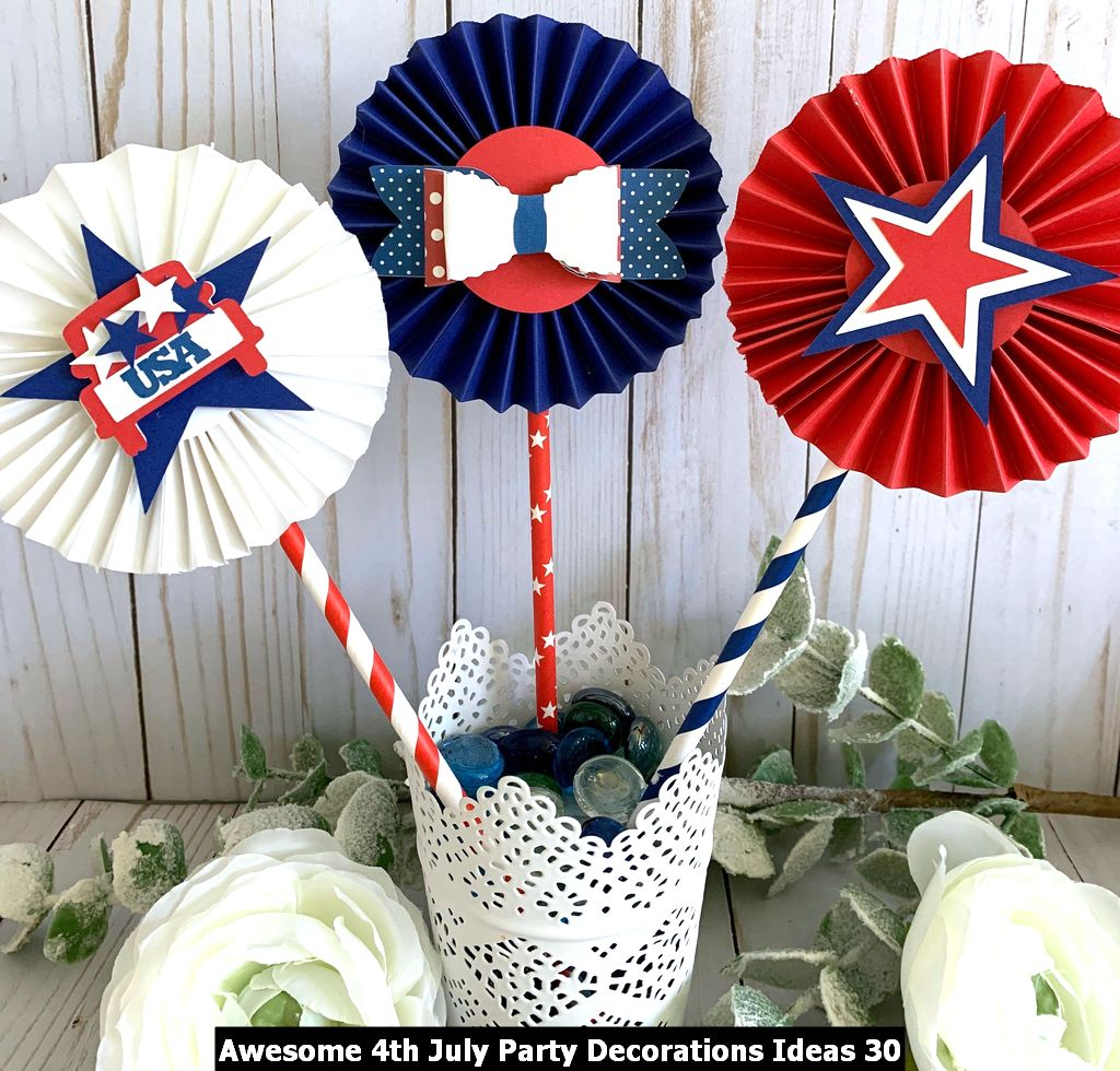Awesome 4th July Party Decorations Ideas 30
