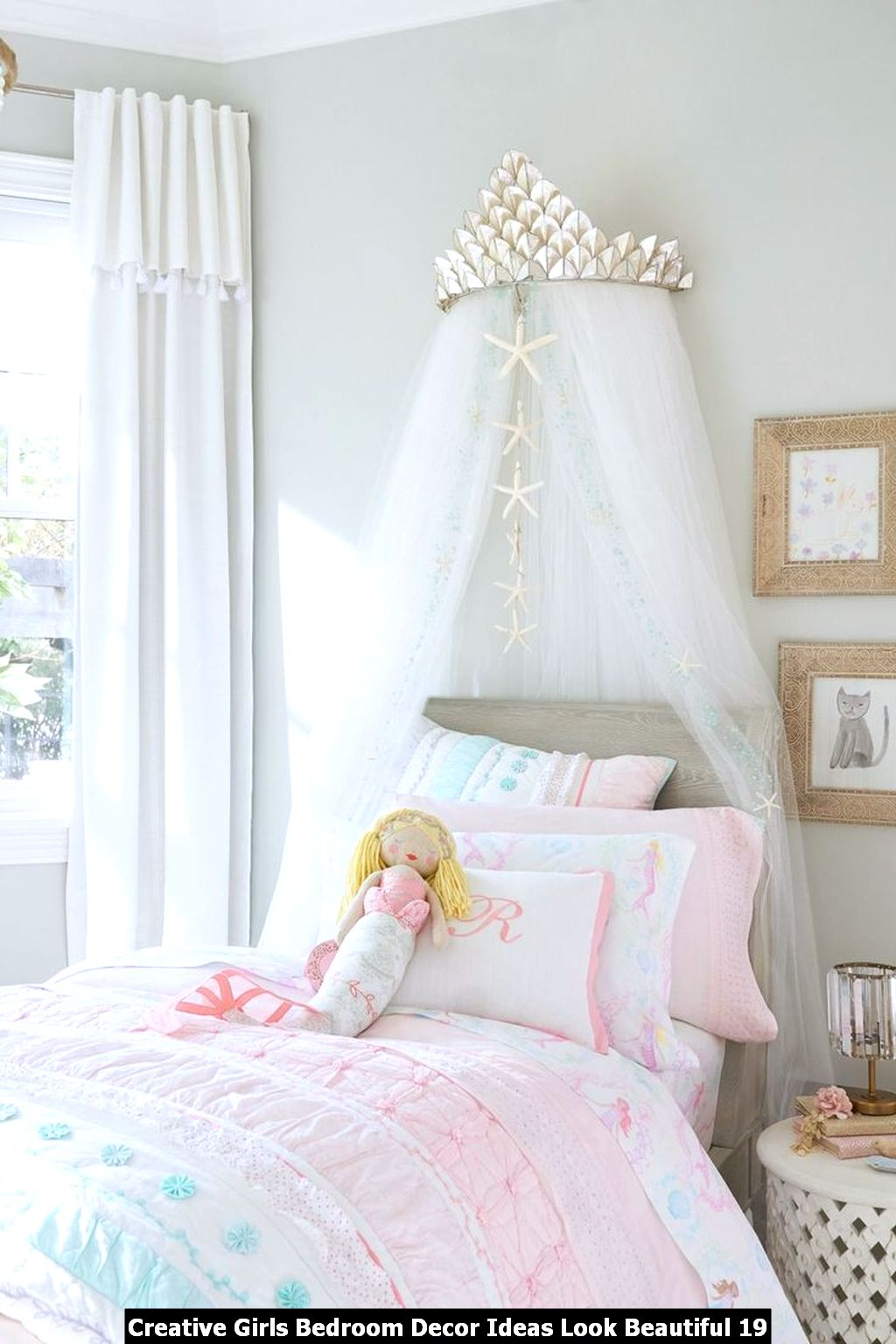 Creative Girls Bedroom Decor Ideas Look Beautiful 19