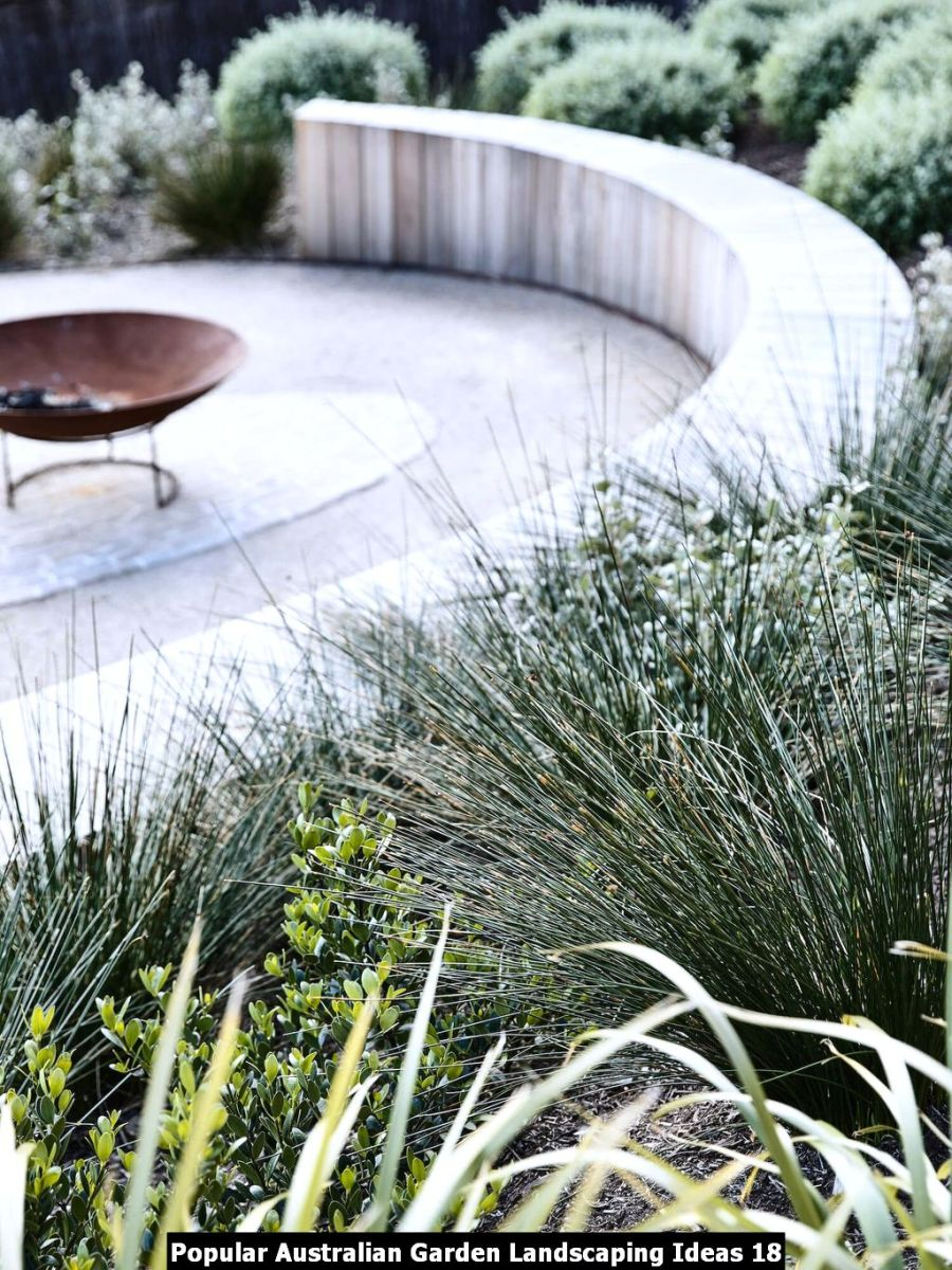 Popular Australian Garden Landscaping Ideas 18