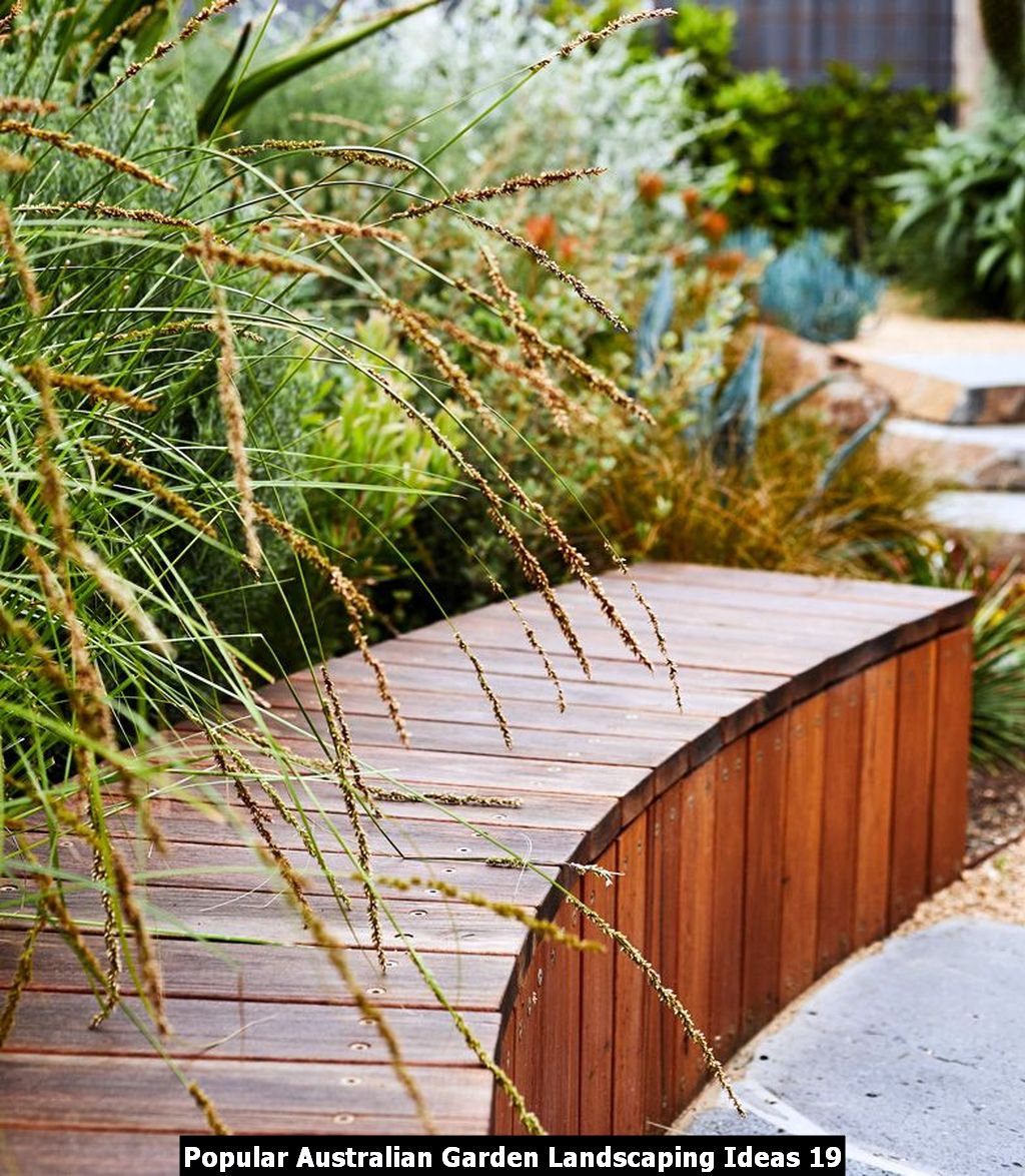 Popular Australian Garden Landscaping Ideas 19
