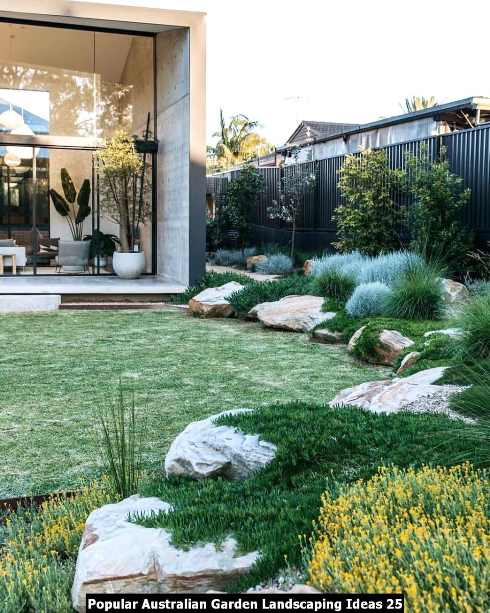 Popular Australian Garden Landscaping Ideas 25