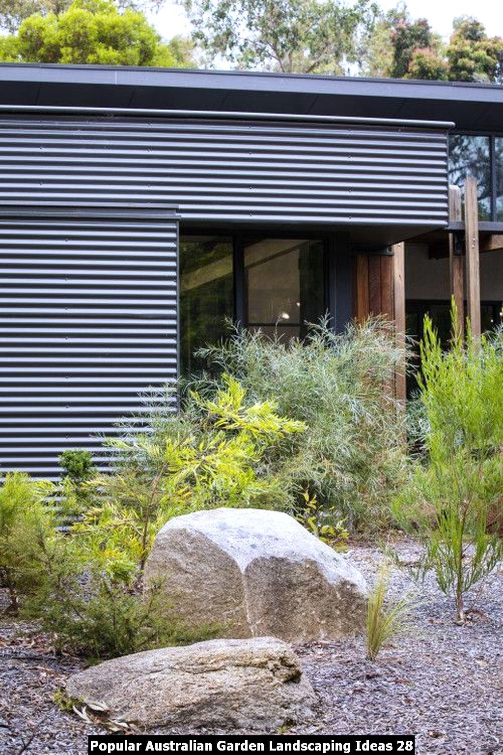 Popular Australian Garden Landscaping Ideas 28