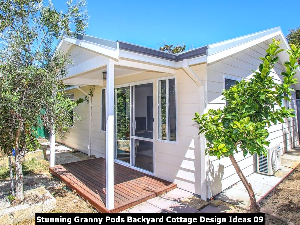 Stunning Granny Pods Backyard Cottage Design Ideas 09