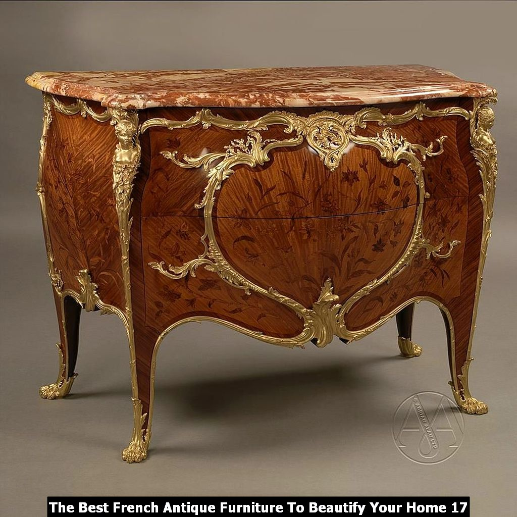 The Best French Antique Furniture To Beautify Your Home 17