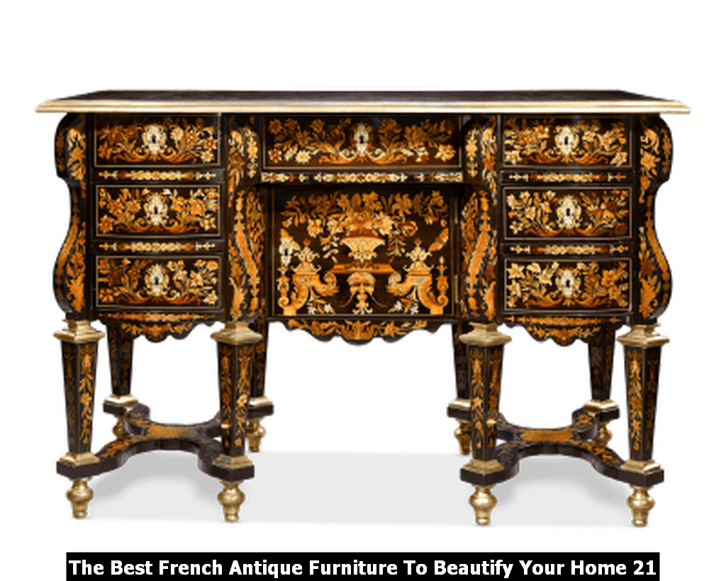 The Best French Antique Furniture To Beautify Your Home 21