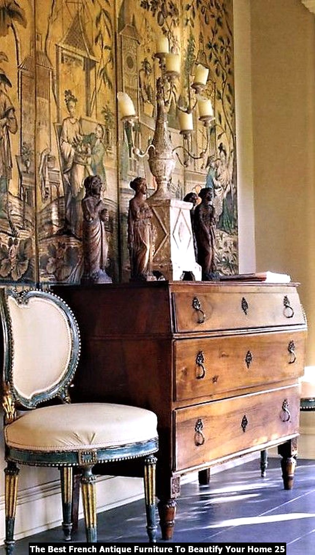 The Best French Antique Furniture To Beautify Your Home 25