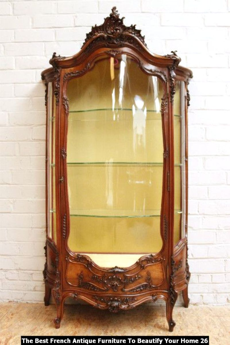 The Best French Antique Furniture To Beautify Your Home 26