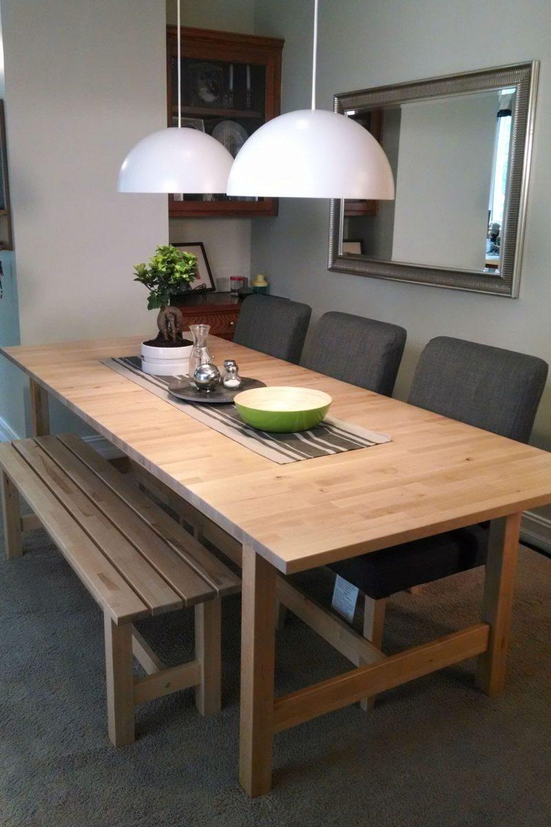 Ikea Dining Room Table