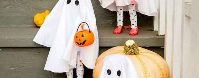 Cute DIY Halloween Decorations