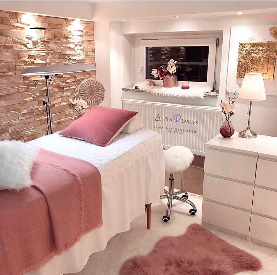 Low Budget Beauty Salon Interior Design