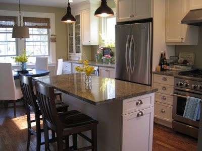 Kitchen Island With Seating