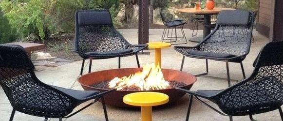 Outdoor Fire Pit Chairs