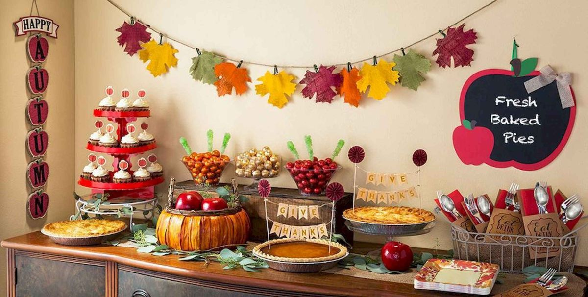 Party City Thanksgiving Decorations