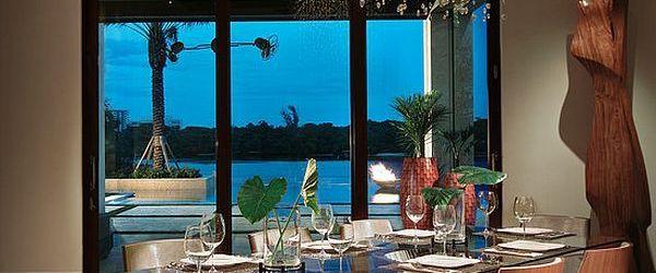Modern Dining Room Chandelier