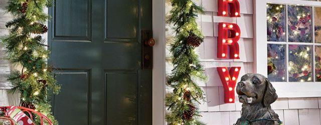 Christmas Decorating Ideas Outside