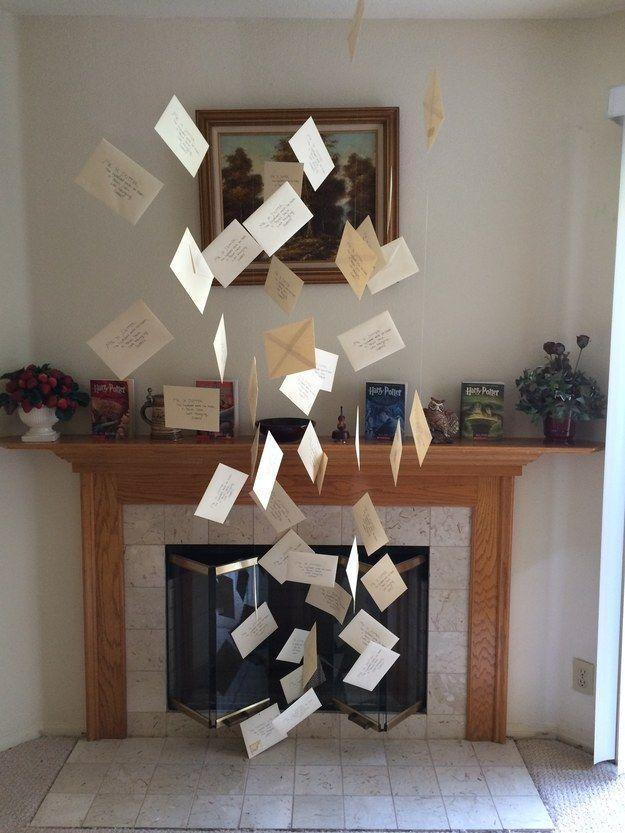 Harry Potter Decorations DIY