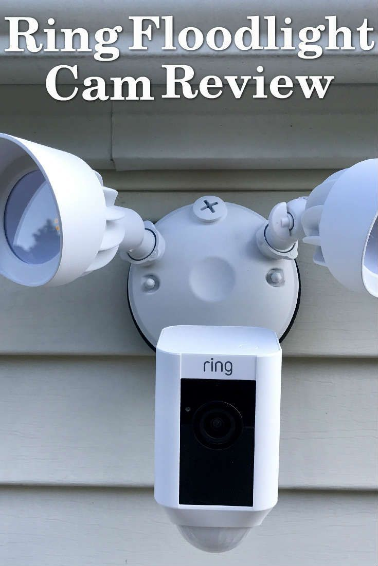 Ring Outdoor Security Camera