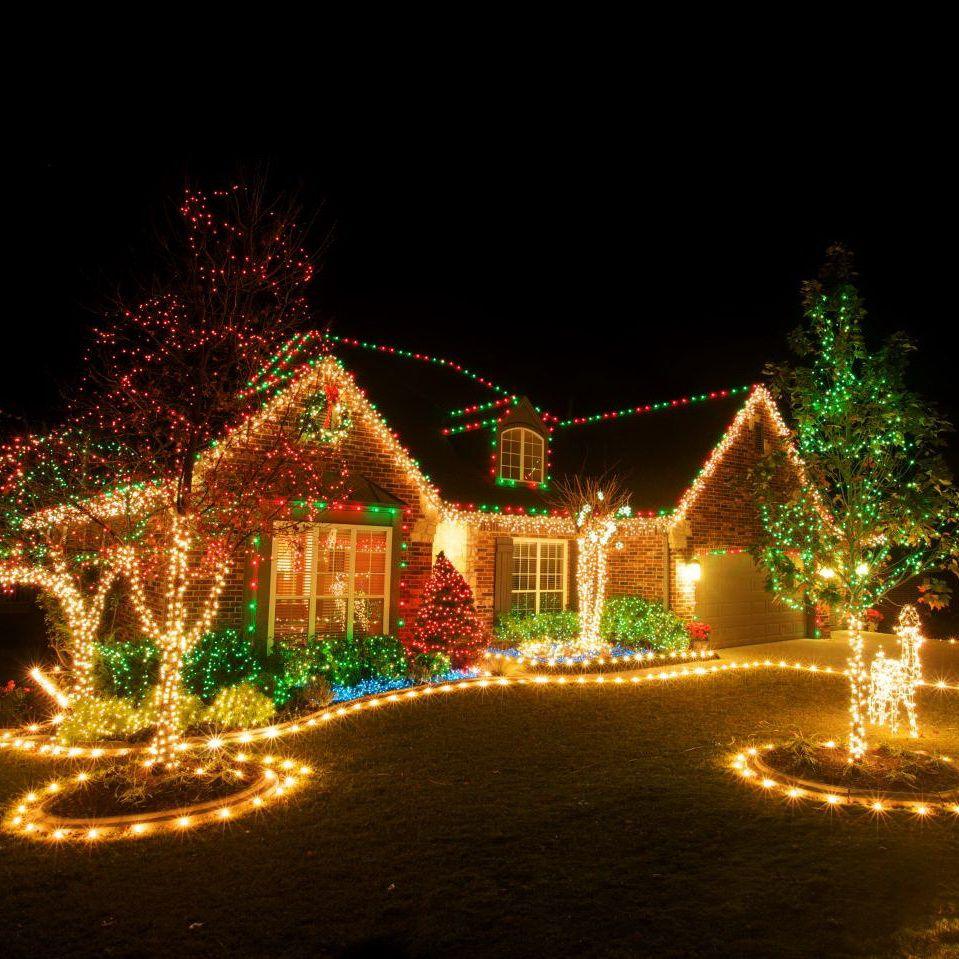 Best Outdoor Christmas Lights