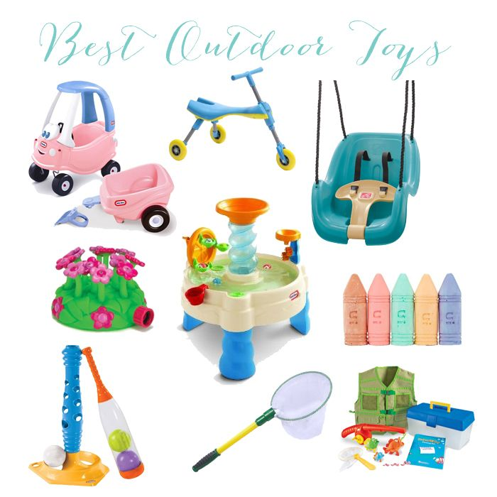 Outdoor Toys For 2 Year Old