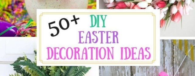 Easter Decoration Ideas For Home