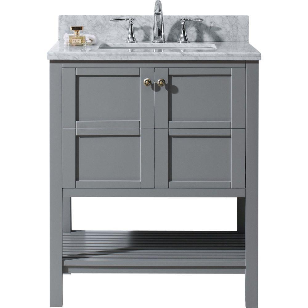 30 Bathroom Vanity With Top
