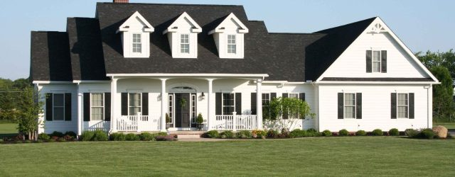 Cape Cod Home Designs