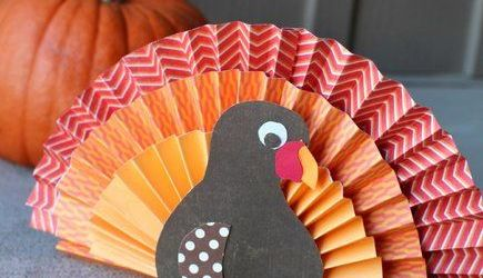 Thanksgiving Decorations For Kids